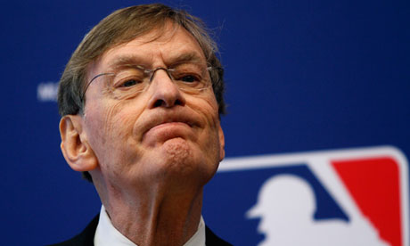 Bud Selig will retire as MLB commissioner after the 2014 season