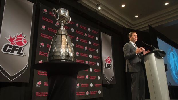 In his 7 years as CFL commissioner, Mark Cohon has been responsible for the Ottawa RedBlacks expansion team, the Touchdown Atlantic series, where one game a year is played in New Brunswick, and a new, 5-year, $215 million TV deal with TSN (about 2.5 times as much as the previous deal).