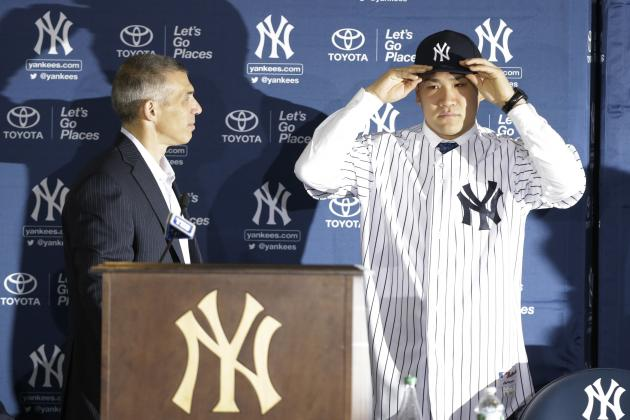The $20M that Brian Cashman paid the Rakuten Golden Eagles to get Masahiro Tanaka is only the beginning. (Frank Franklin II/Associated Press)