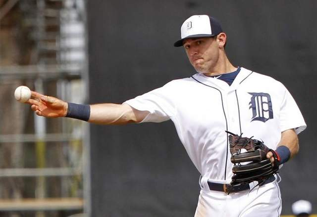 Ian Kinsler only helps an already exceptional Tigers team. (Kim Klement-USA TODAY Sports)