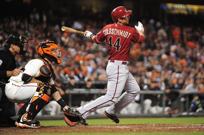 Paul Goldschmidt is the best player that you've never heard of.