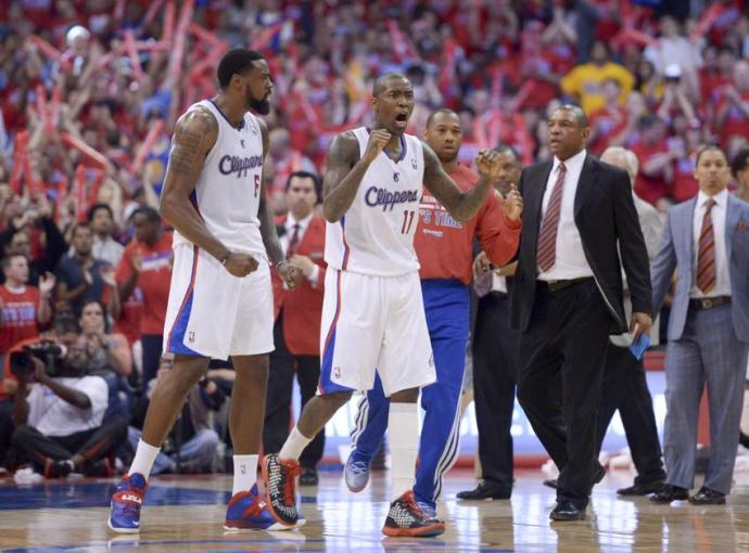Doc reenergized his team, its employees, and its fans. (Kirby Lee-USA TODAY Sports)